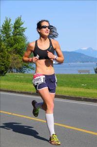 Tanya Marathon Vancouver